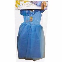 La Cenicienta Disfraz Nenas + 3 Años Pelicula 2015 Disney