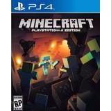 Minecraft  Ps4 Jugas Lo Jugas Hoy, Maximo Games
