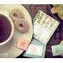 Kit Imprimible Dia De La Madre Tea Time Shabby Chic Vintage