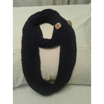 Cuellos, Bufandas, Binchas Tejidos A Crochet Y 2 Agujss