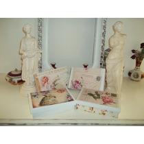 Cajas Shabby Chic-decoracion-souveniers.bombones