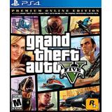 Gta V - Grand Theft Auto 5 Ps4 Premium  - Fisico - Nextgames