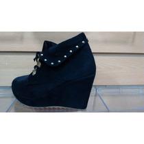 Zapatos Mujer Taco Chino, Otoño Invierno 2016