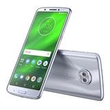 Celular Motorola Moto G6 Plus Nuevo Libre Gtía + Envío