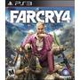 Far Cry 4 Ps3 Digital Stock Inmediato | Pichi Games Oferta