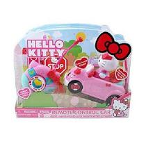 Hello Kitty Auto A Control Remoto Jugueteria El Pehuen