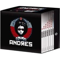 Andrés Calamaro -box Obras Incompletas