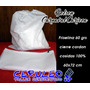 Bolsa Friselina 72x60 Con Cordon X 10u