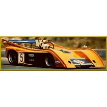 Mc Laren M20 Gulf Scalextric Carrera Evo