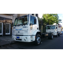Ford Cargo 1722 Año 2008 Chasis Mediano 6 Metros Unica Mano