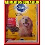 Pedigree Adulto X 21 Kg !!! Verde O Rojo