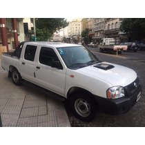 Nissan Np300 4x2 2.5 131cv Manual Unico Dueño!! Impecablee!!
