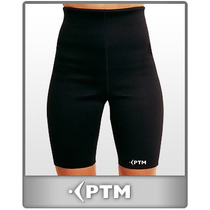 Calzas Alta De Neoprene Pantymed Ptm - Modeladora Reductora