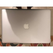 Macbook Pro 2011 8gb 256gb Ssd I5