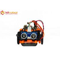 Robot Educativo Mòvil Con Arduino