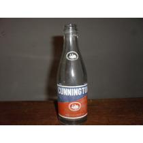 Antigua Botella De Gaseosa Cunnington.