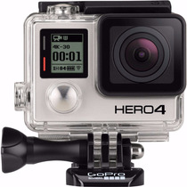 Camara Gopro Hero 4 Black Edition 4k Wifi Full Hd Go Pro