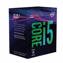 Micro Procesador Intel I5 8400 4.0ghz Coffe Lake 1151