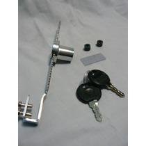 Cerradura De Vitrina Para Puertas De Vidrio Corredizas