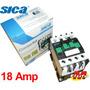 Contactor 18a 1na 220v Ctr-1810 Sica Electro Medina