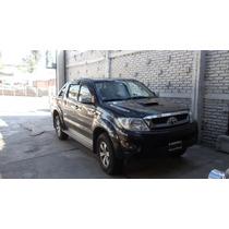 Toyota Hilux Srv 4x4 2009 Muy Buena