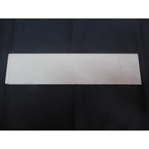 Zocalo De Porcelanato Color Beige Marca Ilva 34.4 X 8.3 Cm