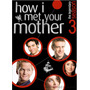 Dvd How I Met Your Mother Season 3 / Temporada 3