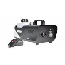 Máquina De Humo Stratus 1000 - Tecfog Control Inalambrico