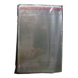 Sobres Plásticos Tamaño Caja Dvd Con Solapa Adhesiva X200u