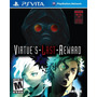Virtue 's Last Reward Zero Escape Nuevo Ps Vita Canje Venta
