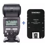 Flash Yongnuo Yn685 + Yn622ii Ttl (1u) Canon O Nikon / Garantia / Factura A Y B / Envio Gratis / Siempre Stock /