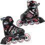Roller Bladerunner Phaser 72mm 80a Niños Talles Chicos+bolso