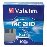 Diskette 3,5 3 1/2 Verbatim Imation Nuevo X 10 Unidades