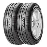 Combo X2 Neumaticos Pirelli Formula Energy 165/70r13 79t