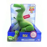 Muñeco Rex Articulado Toy Story 4 Original Coleccionable