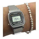 Reloj Tressa Pomme Digital Retro Vintage T/casio Casa Tagger