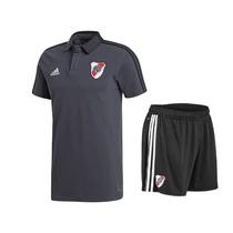 Conjunto River Plate Chomba + Bermuda 2018/2019 Envio Gratis