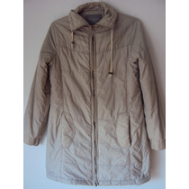Campera Tapado Impermeable Marca Yagmour Talle S