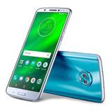 Celular Libre Motorola Moto G6 Plus 4gb 64gb Xt1926 Auric Bt