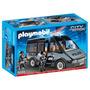 Playmobil City Action Furgon Camioneta De Policia Art 6043