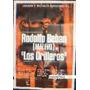 Afiche Los Orilleros Rodolfo Bebán Ricardo Luna 1975