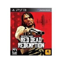 Juego Ps3 - Red Dead Redemption - Original - Sellado