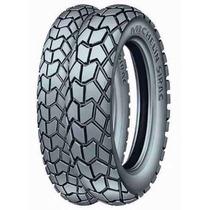 Juego De Cubierta Michelin Sirac Tornado Xtz Freeway Motos!!