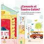 ¿conocés El Teatro Colón? Colón Libros Editores.