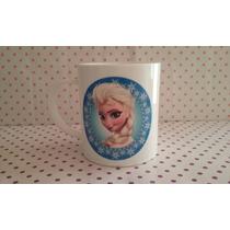 Tazas Frozen Olaf Polymero Personalizadas Infantil Souvenir