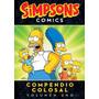 Simpsons Comics: Compendio Colosal Vol.uno - Ovni Press