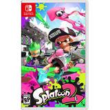 Juego Splatoon 2 Nintendo Switch 100% Calificación Envios