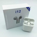 Auriculares Bluetooth Control Táctil I12 Tws Iphone Android