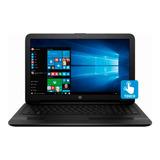 Notebook Hp Intel I5 Core 15,6 Touch Windows 10 8gb 1tb Hd !