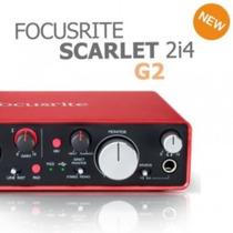 Focusrite Scarlett 2i4 G2 Y Cable Xlr - Facturas A Y B